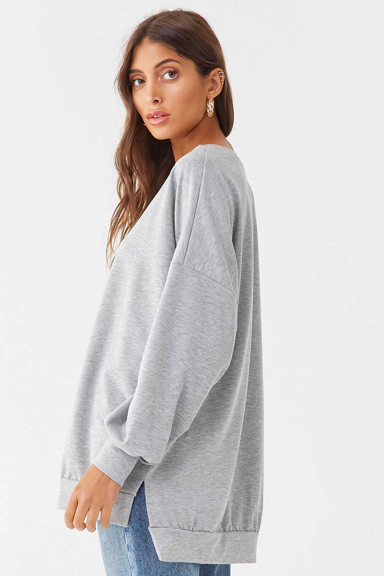 Forever 21 French Terry Top