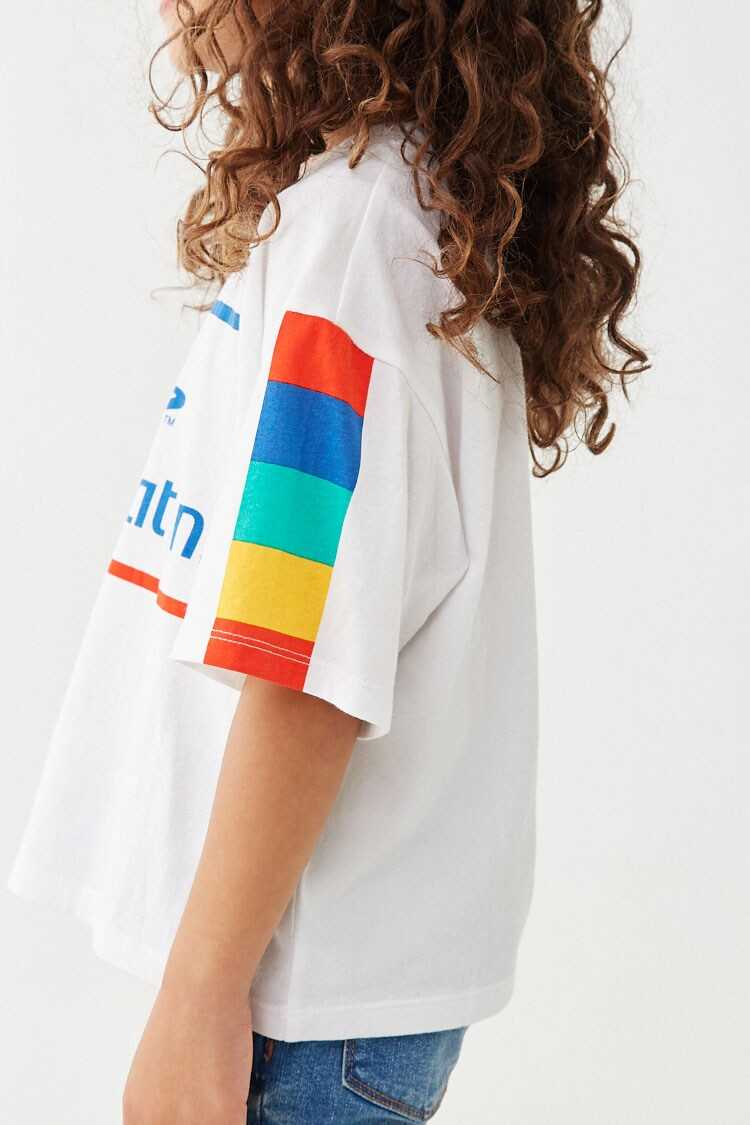 Forever 21 Girls PlayStation Graphic Tee (Kids)