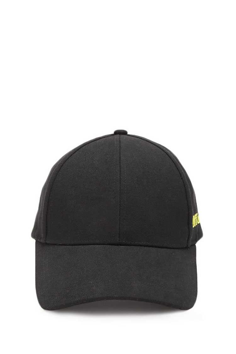 Forever 21 Off Limits Graphic Dad Cap