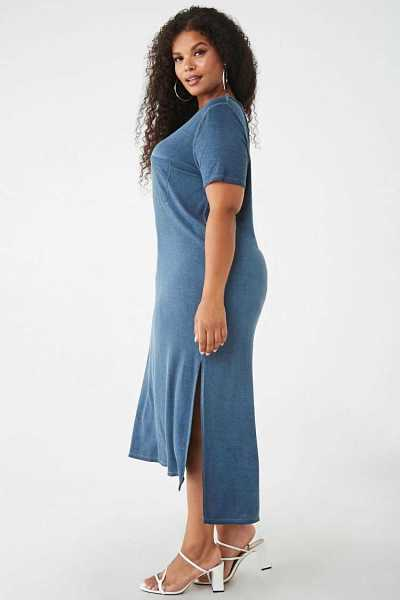 Forever 21 Plus Size T-Shirt Dress