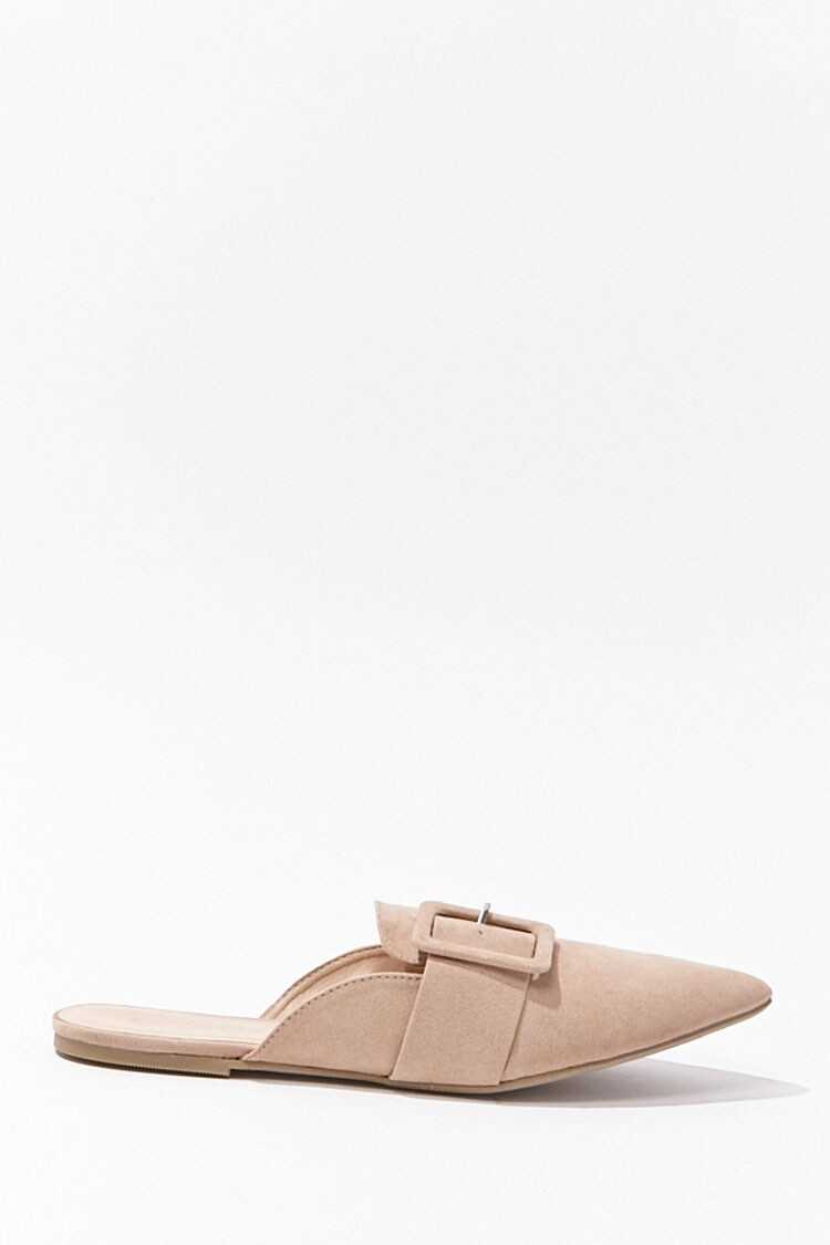 Forever 21 Pointed Toe Mules