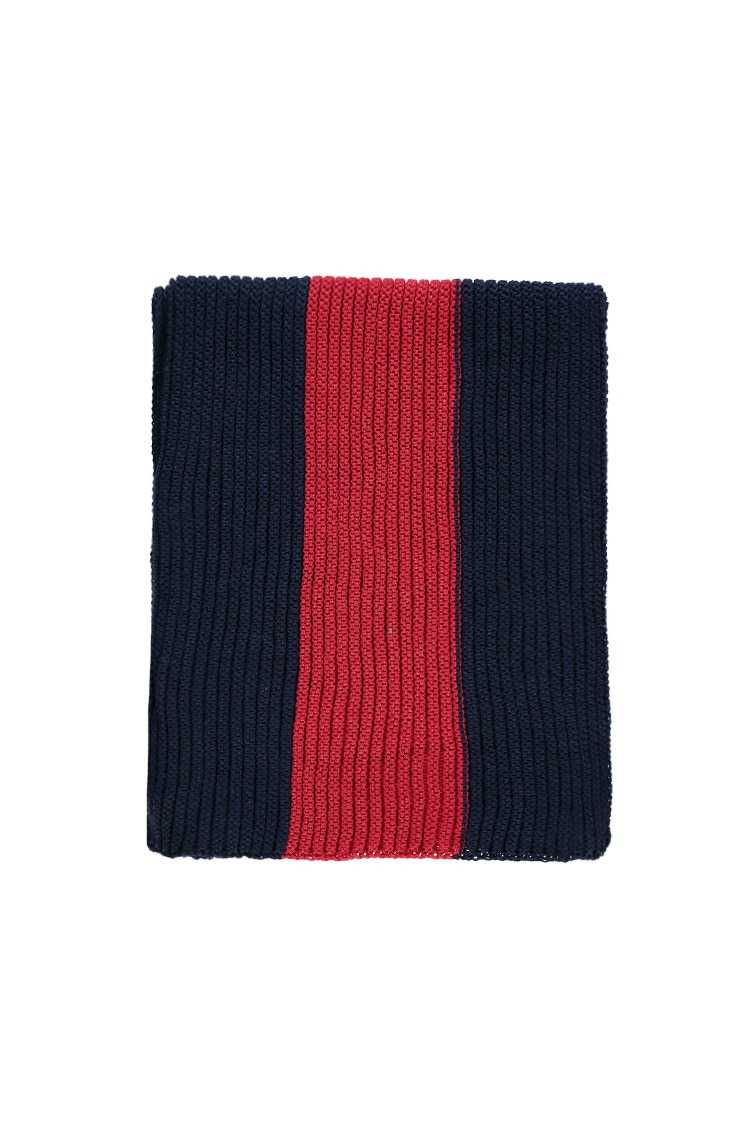 Forever 21 Ribbed Colorblock Oblong Scarf