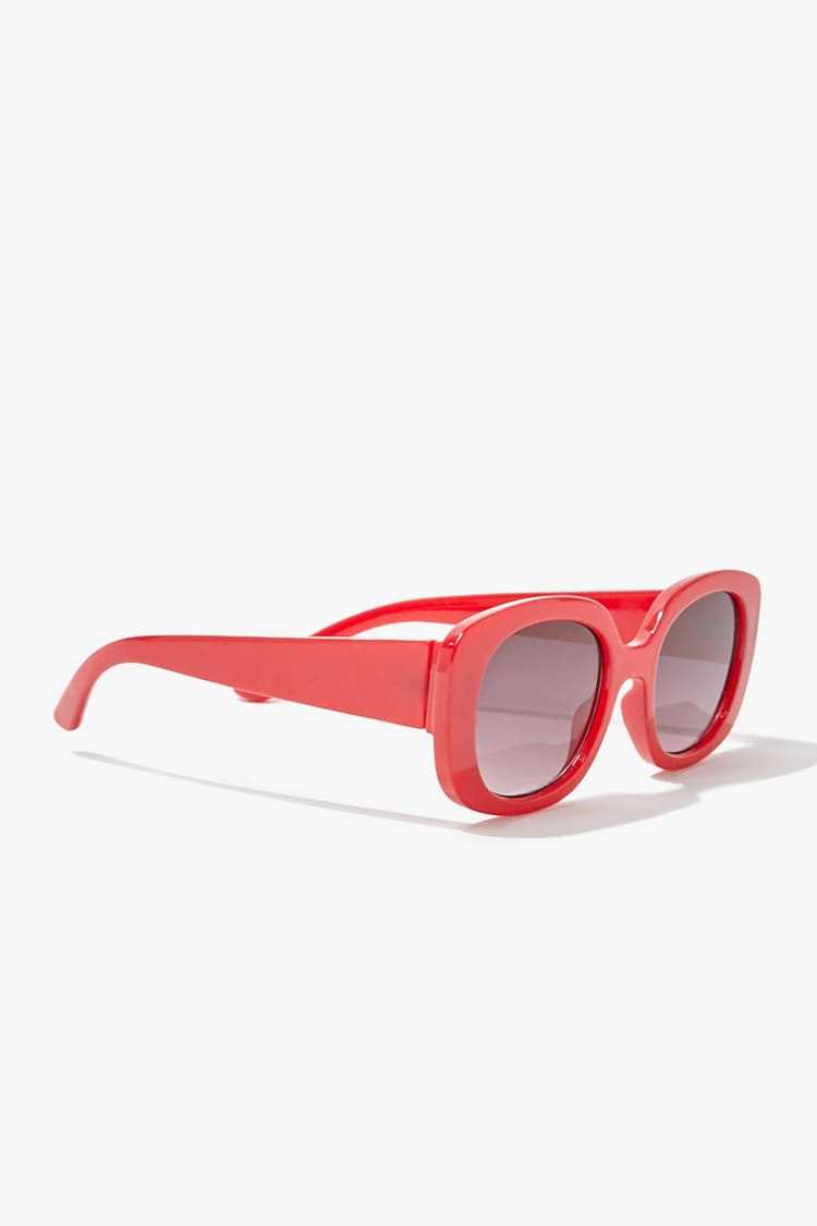 Forever 21 Round Tinted Sunglasses