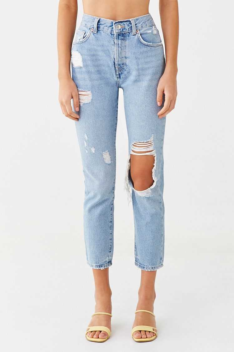Forever 21 The Westwood Mom Jeans