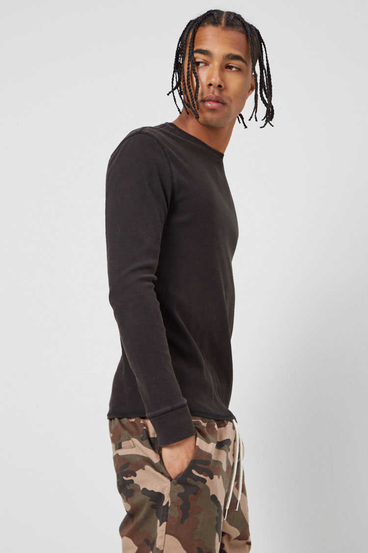 Ribbed Knit Sweater at Forever 21