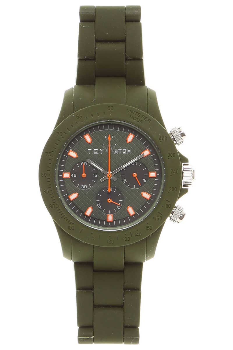 Toy Watch - vvc06gr - Raffaello Network NL - GOOFASH - Mens WATCHES