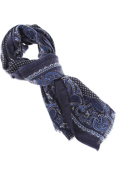 032c Scarf for Women navy DK - GOOFASH - Womens SCARFS