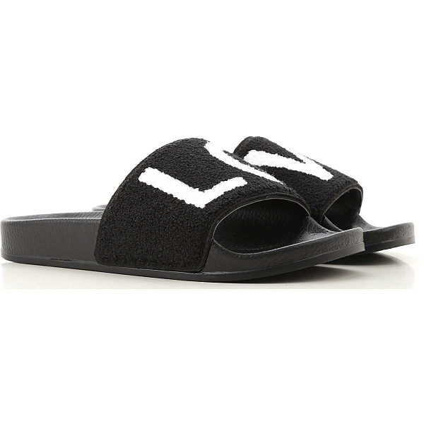4Giveness Sandals for Women On Sale Black DK - GOOFASH - Womens SANDALS
