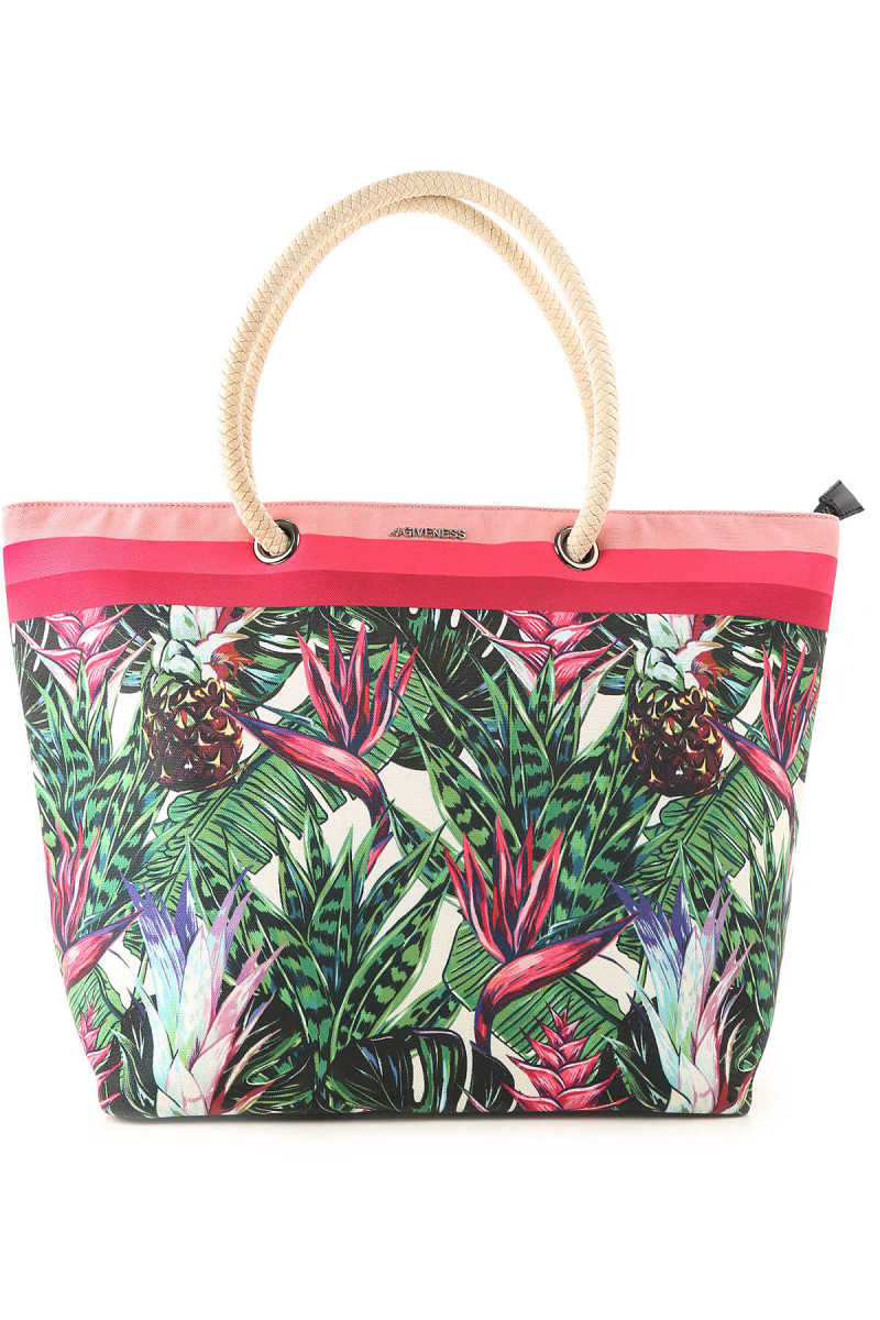4Giveness Tote Bag On Sale Pink DK - GOOFASH - Womens BAGS