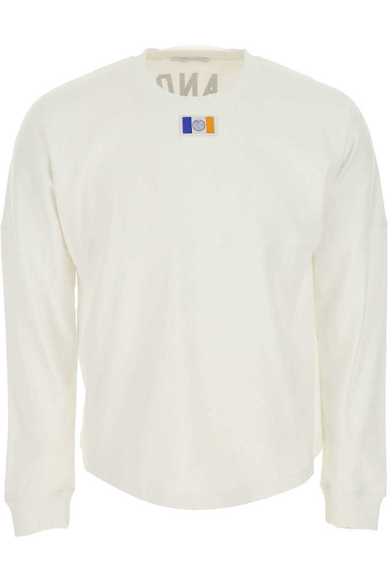ALYX Sweatshirt for Men On Sale in Outlet White DK - GOOFASH - Mens SWEATERS