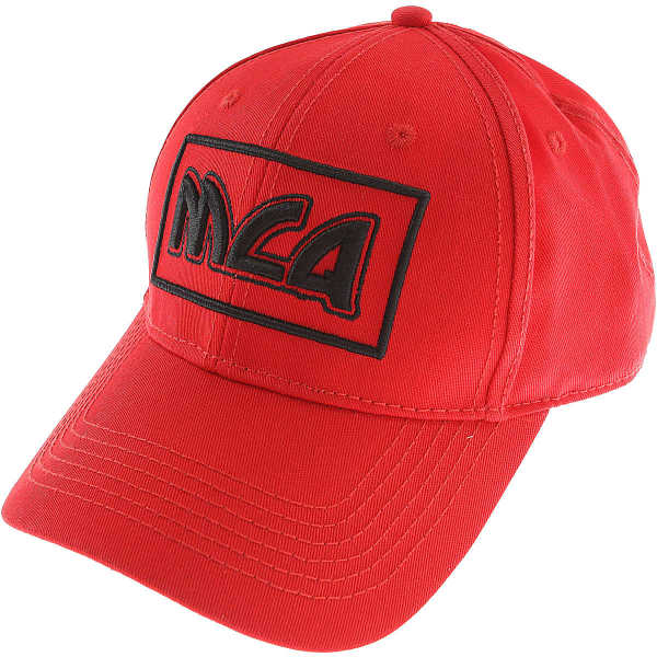 Alexander McQueen McQ Hat for Women On Sale Red DK - GOOFASH - Mens HATS