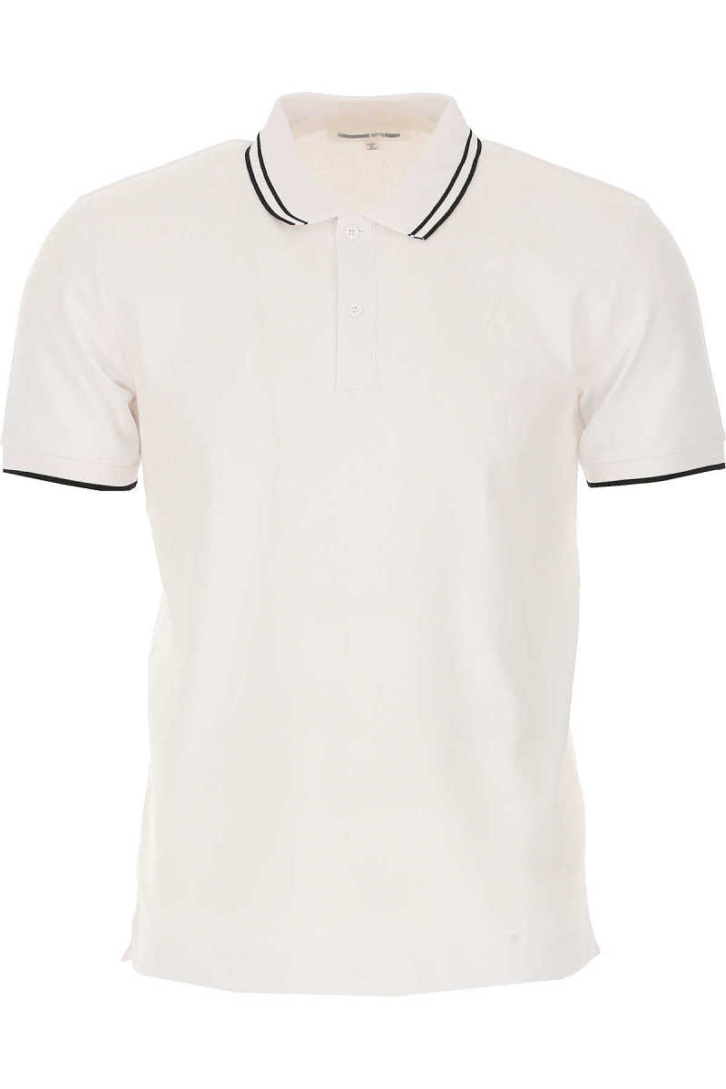 Alexander McQueen McQ Polo Shirt for Men On Sale in Outlet White DK - GOOFASH - Mens POLOSHIRTS