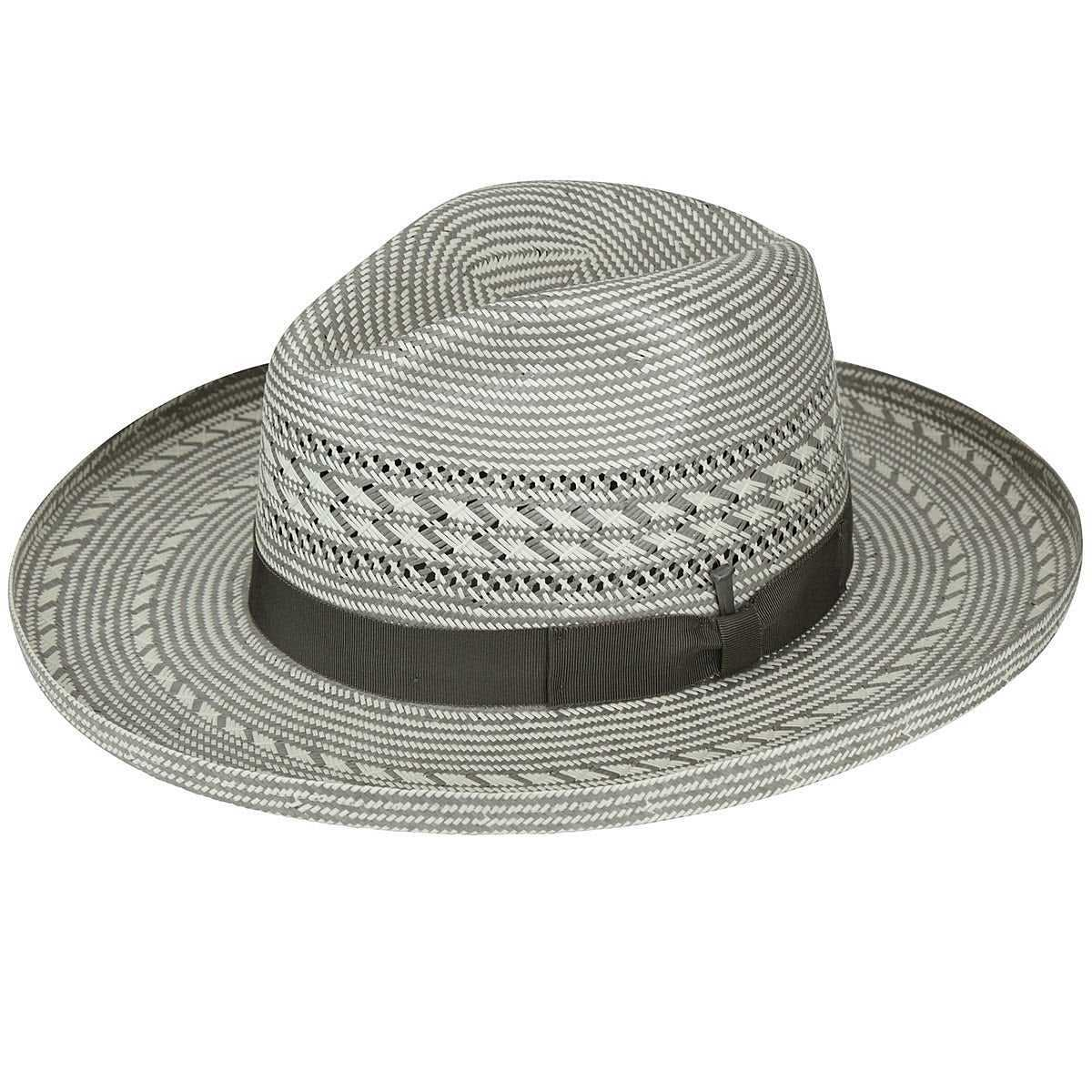 Bailey Of Hollywood Gravely Fedora Grey