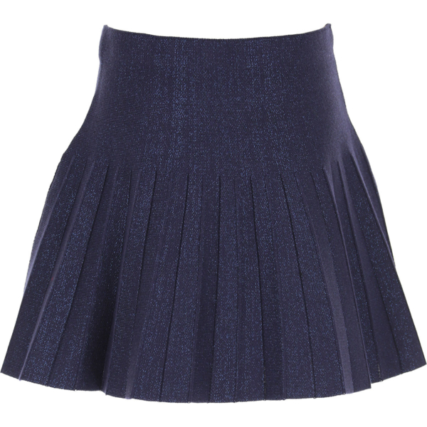 Billieblush Kids Skirts for Girls navy DK - GOOFASH - Womens SKIRTS