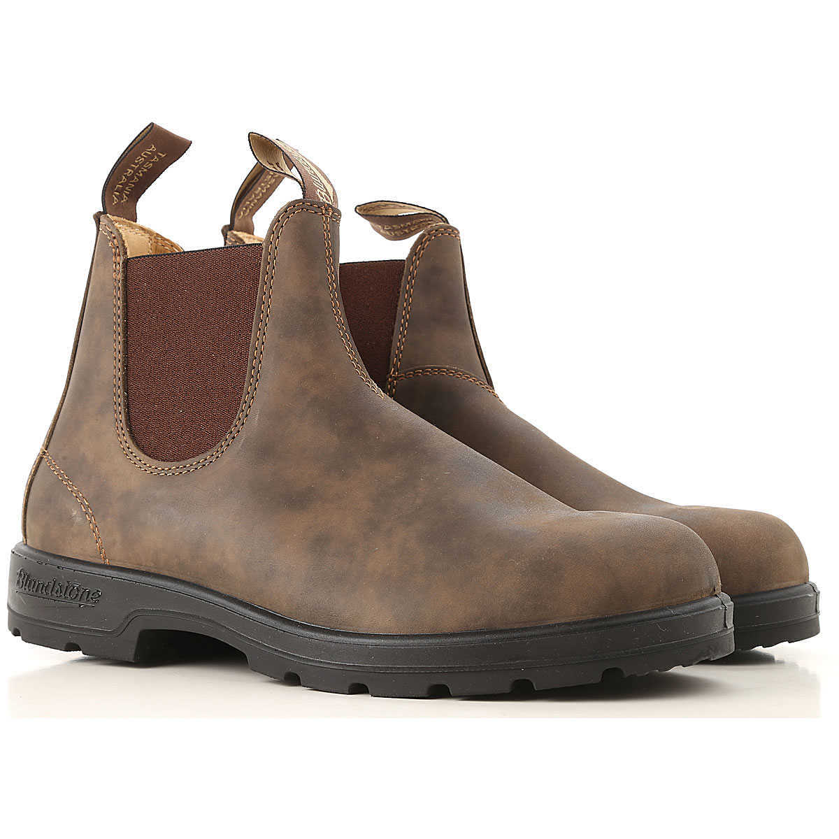 Blundstone Boots for Men Booties On Sale DK - GOOFASH - Mens BOOTS