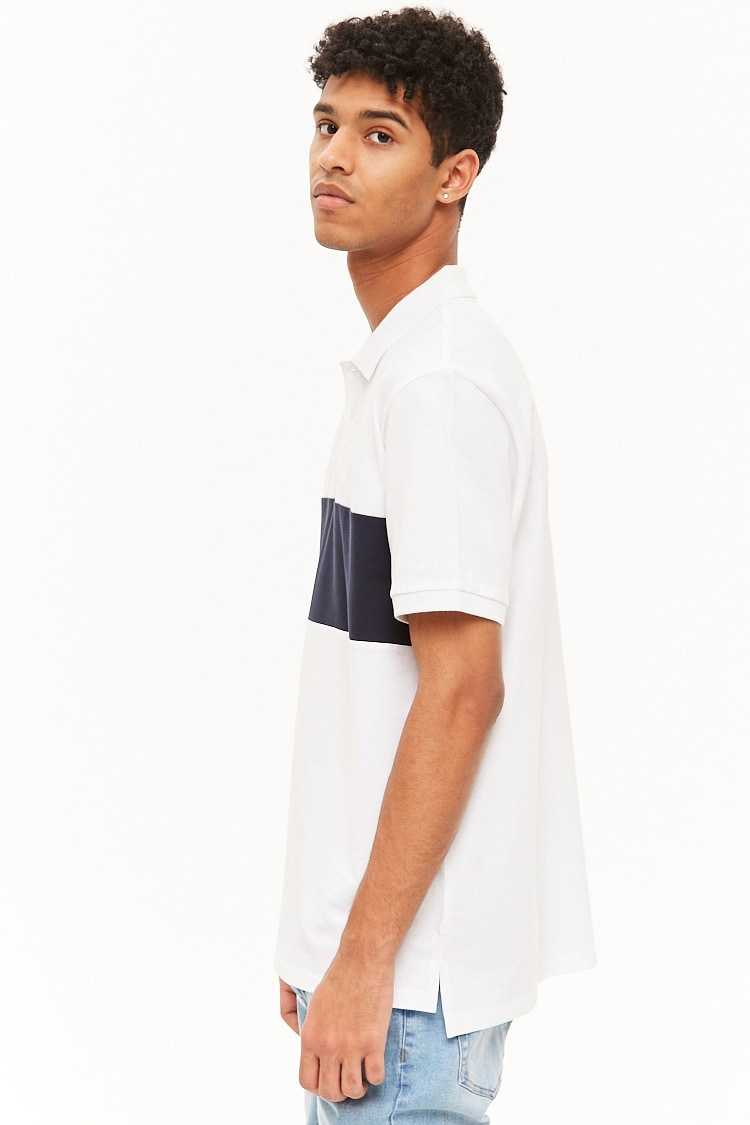 Broad Stripe Polo at Forever 21