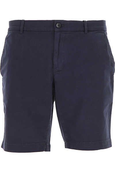 Calvin Klein Shorts for Men On Sale navy DK - GOOFASH - Mens SHORTS