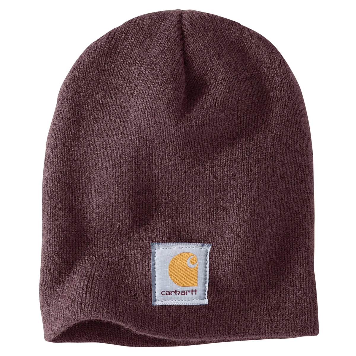 Carhartt Acrylic Knit Hat Deep Wine USA - GOOFASH - Womens HATS