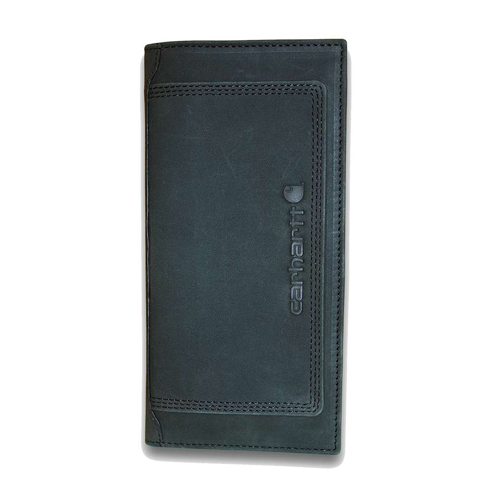 Carhartt Detroit Rodeo Wallet Black USA - GOOFASH - Mens WALLETS