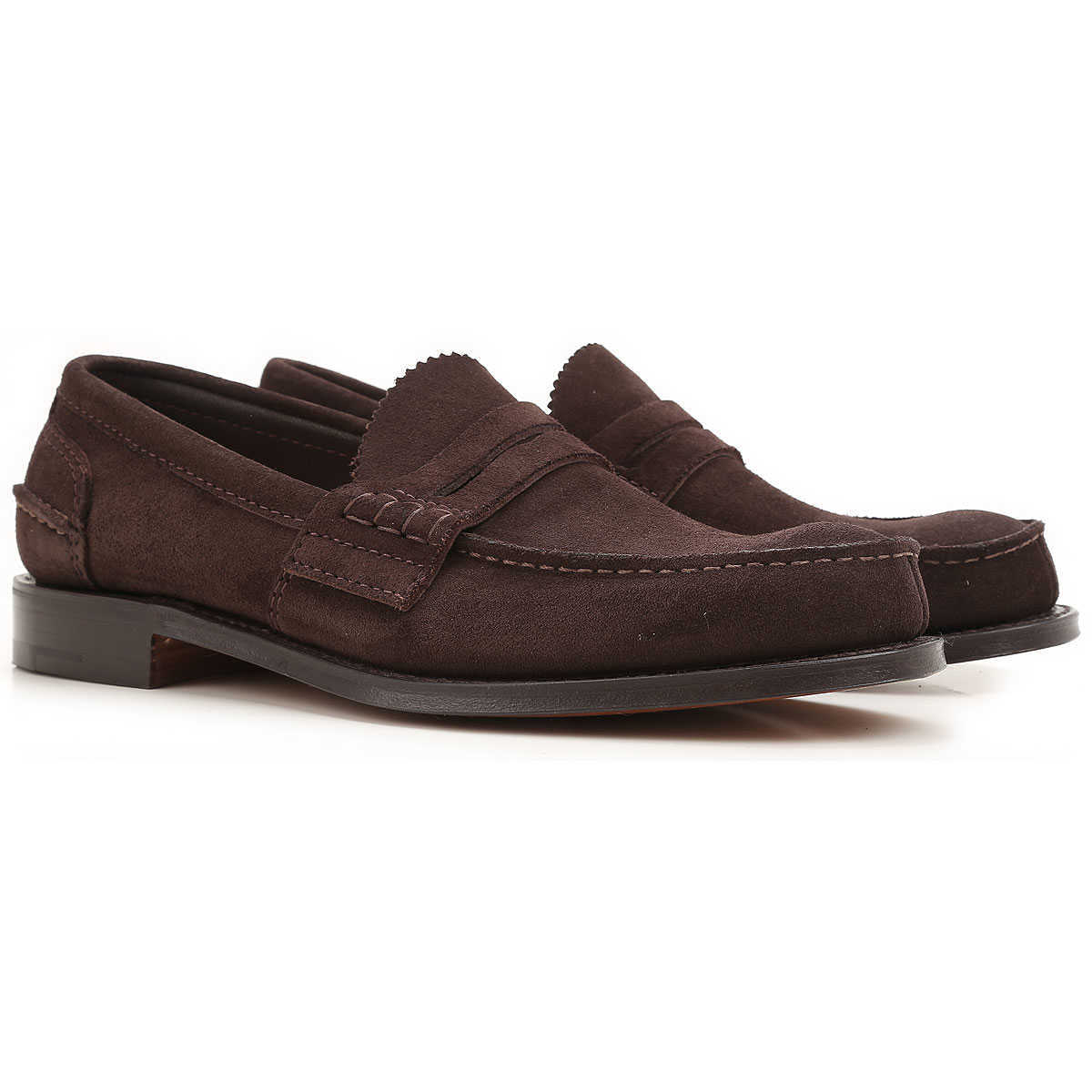 Church's Loafers for Men On Sale Brown DK - GOOFASH - Mens LOAFERS