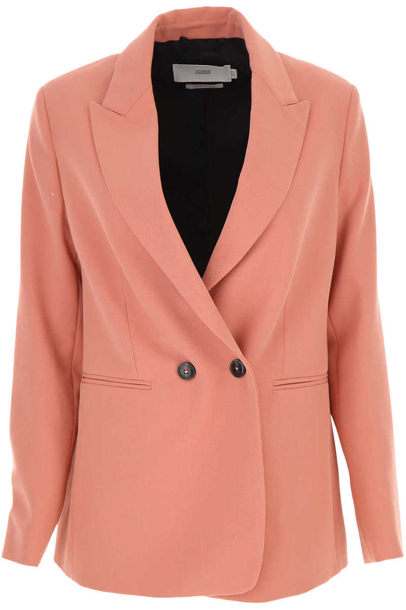 Closed Blazer for Women antique pink DK - GOOFASH - Womens BLAZER