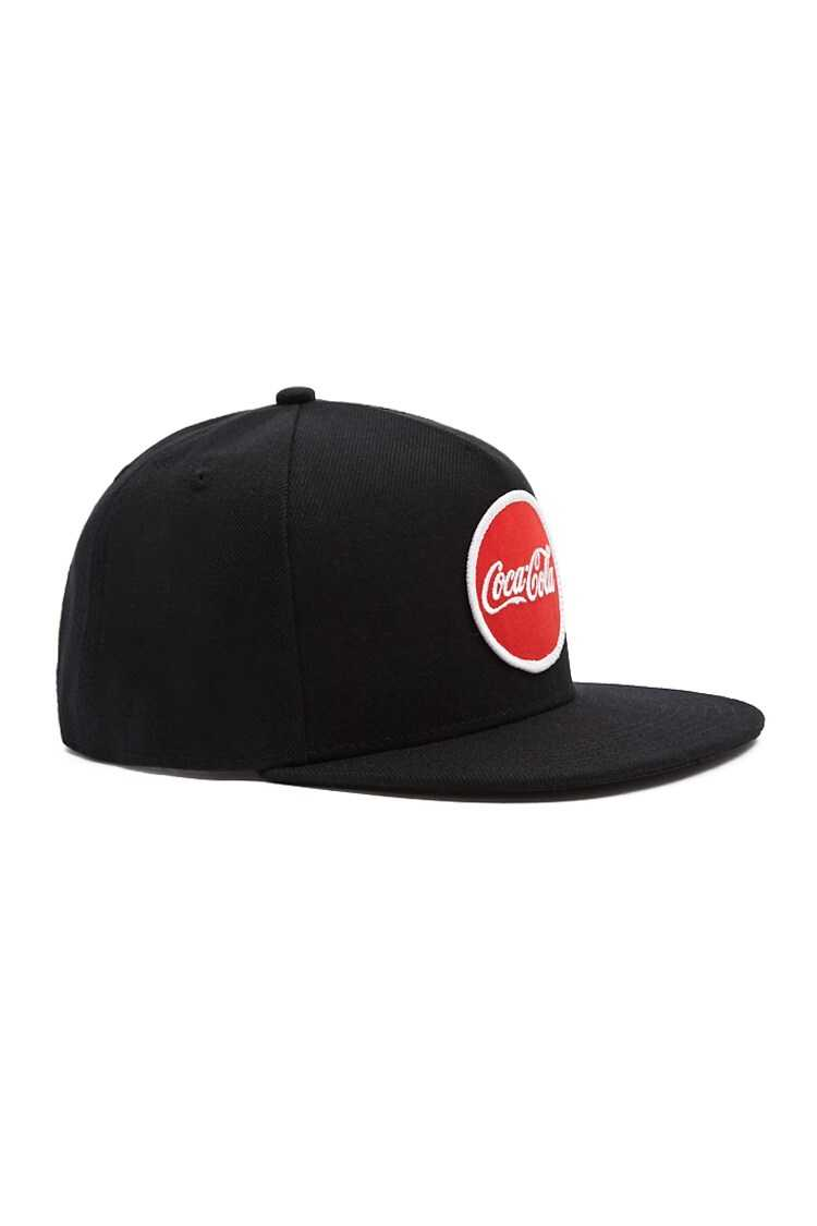 Coca-Cola Graphic Snapback Hat at Forever 21