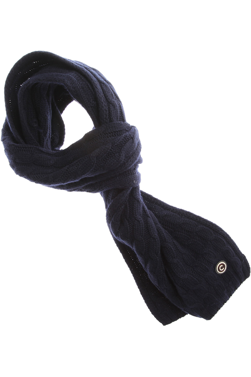 Colmar Scarf for Men On Sale in Outlet Navy Blue DK - GOOFASH - Mens SCARFS