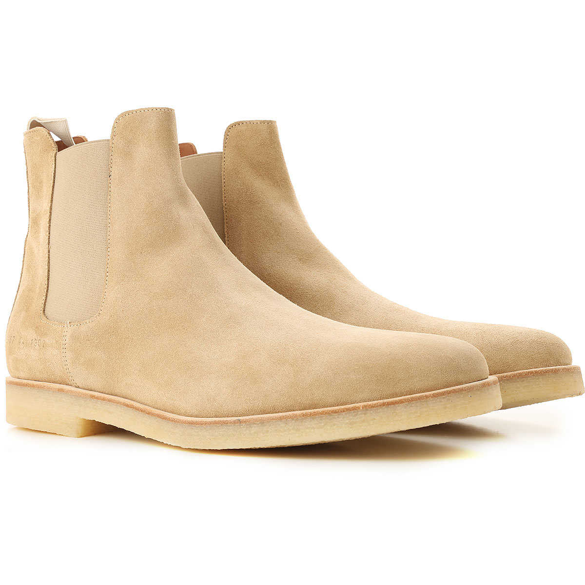 Common Projects Boots for Men Booties On Sale DK - GOOFASH - Mens BOOTS