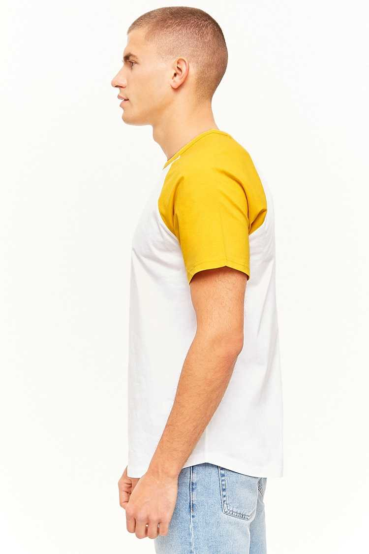 Cotton Baseball Tee at Forever 21