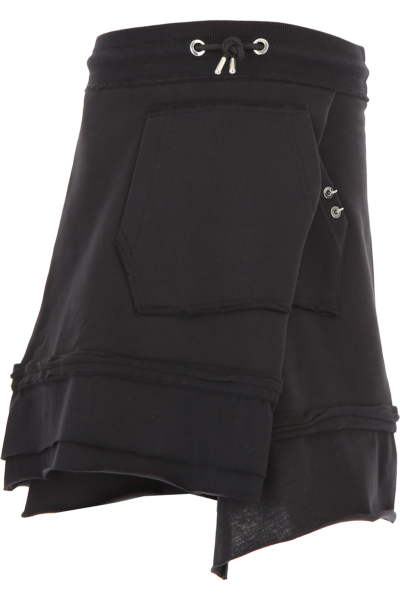 Diesel Kids Skirts for Girls Black DK - GOOFASH - Womens SKIRTS