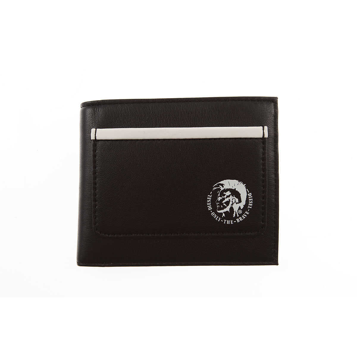 Diesel Wallet for Men On Sale Black DK - GOOFASH - Mens WALLETS