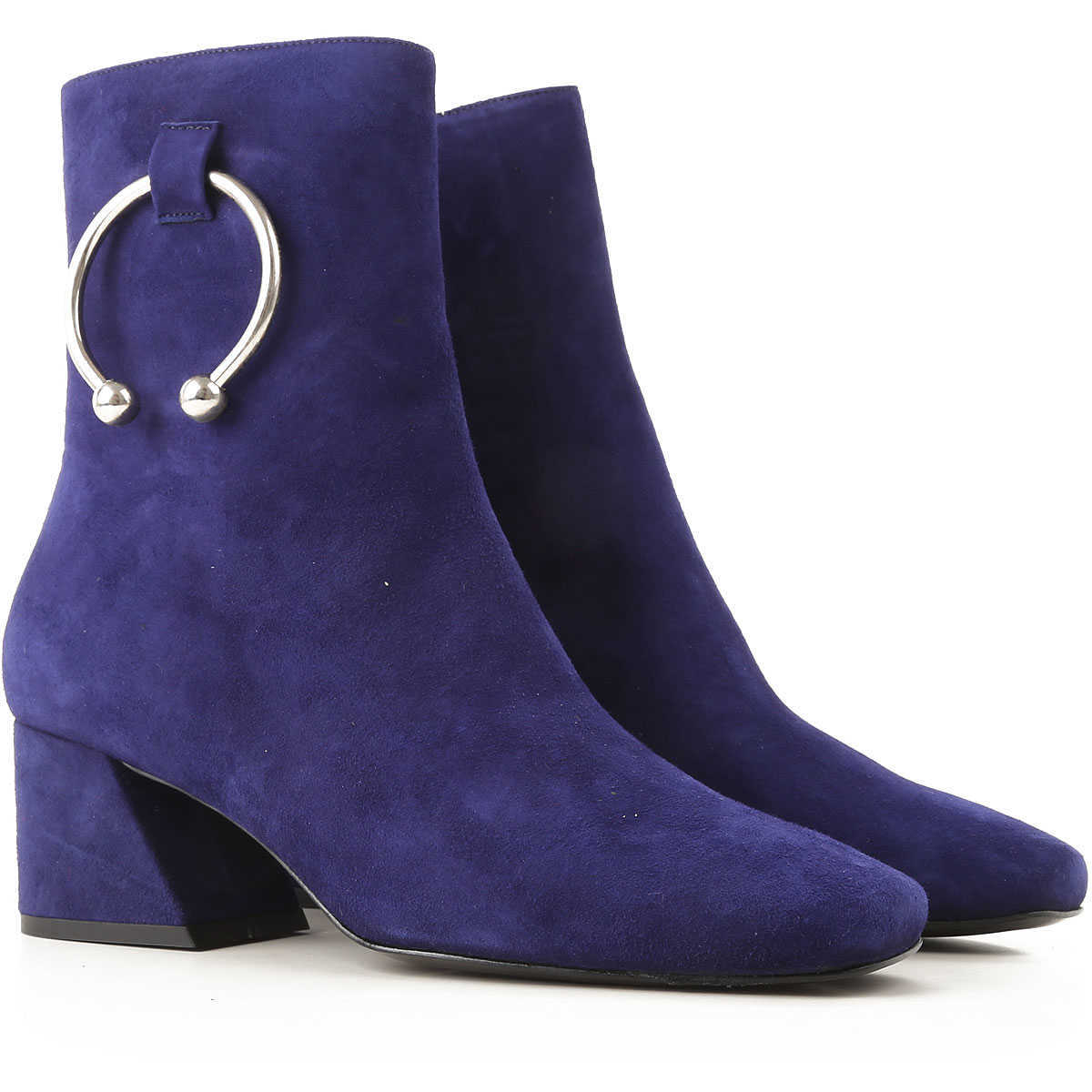 Dorateymur Boots for Women Booties On Sale DK - GOOFASH - Womens BOOTS