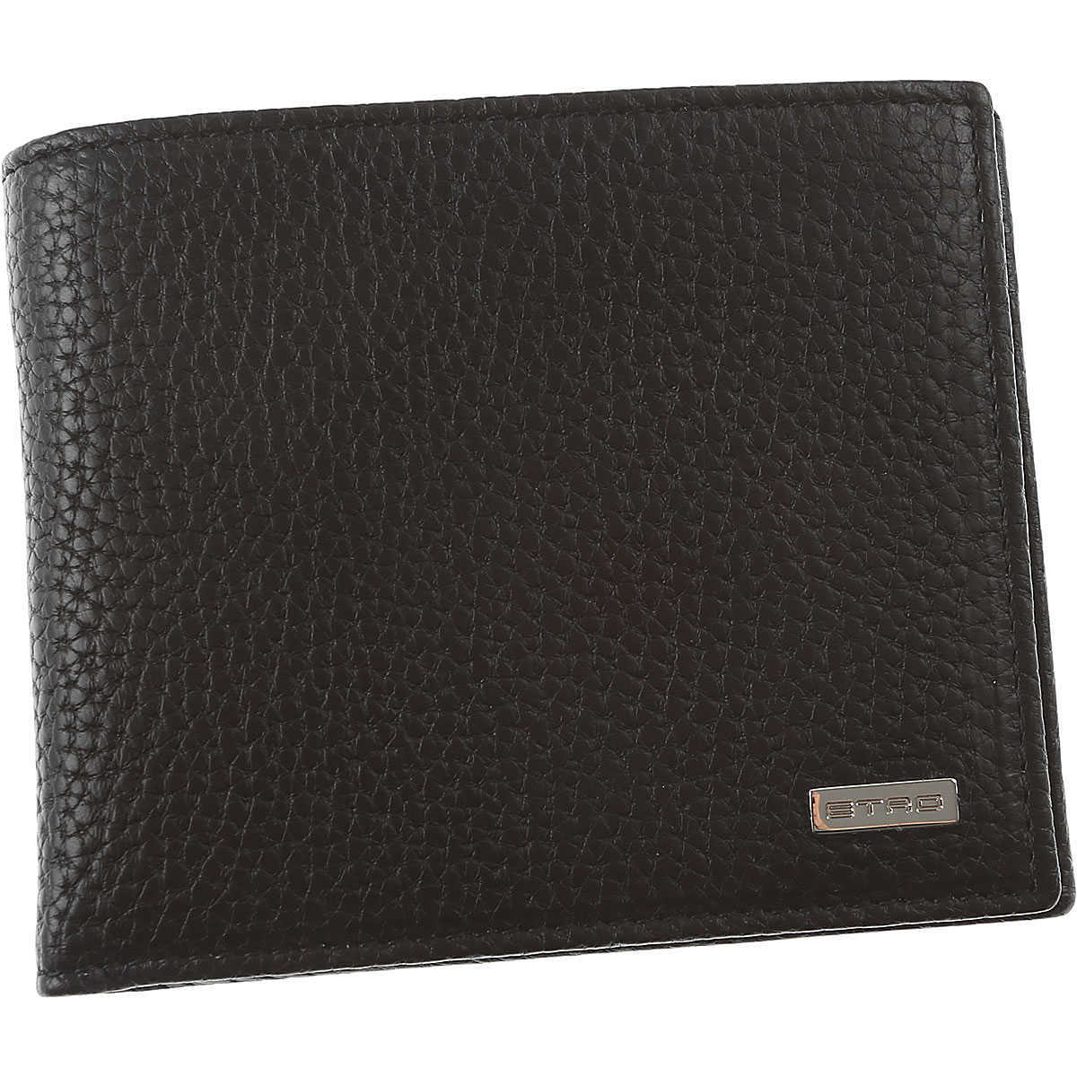 Etro Wallet for Men On Sale Black DK - GOOFASH - Mens WALLETS
