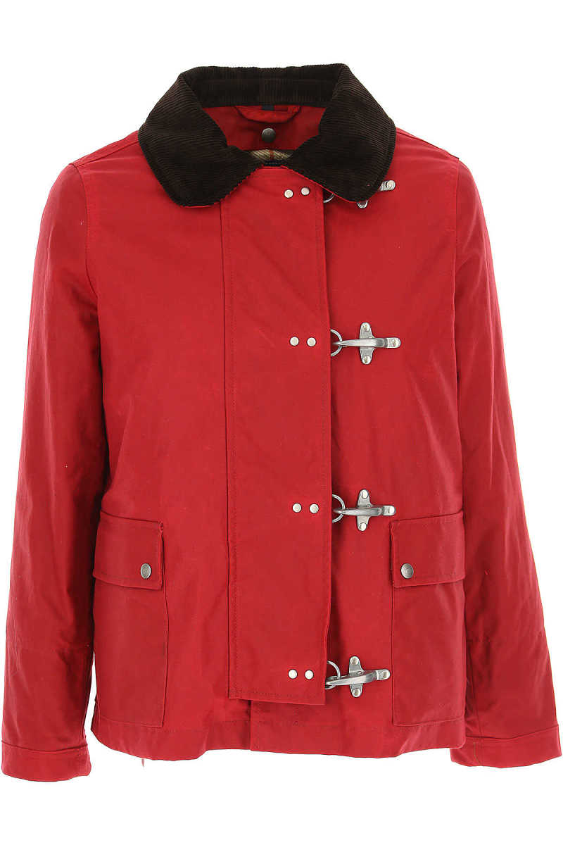 Fay Jacket for Women On Sale Red DK - GOOFASH - Womens JACKETS