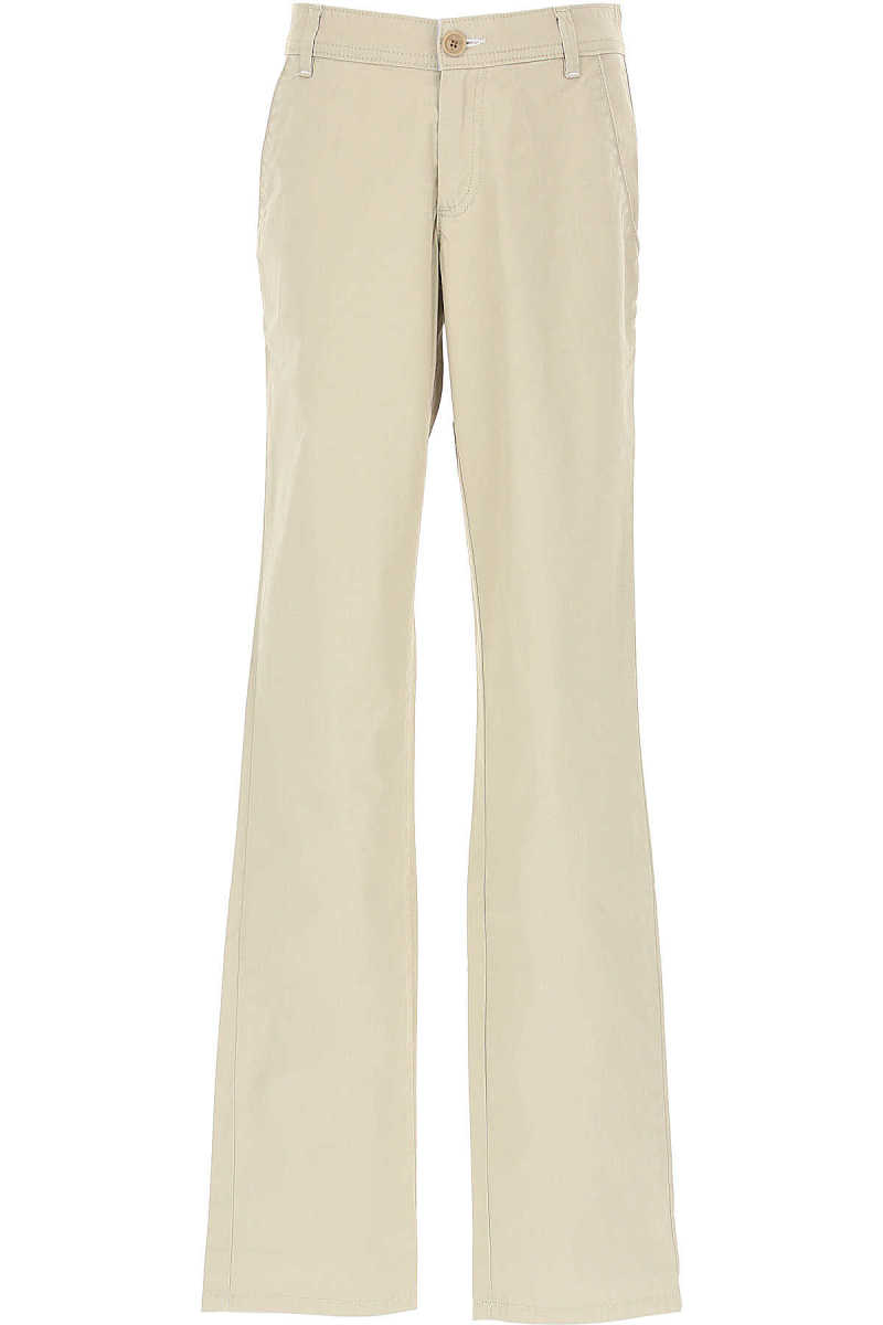 Fay Kids Pants for Boys On Sale in Outlet Beige DK - GOOFASH - Mens TROUSERS