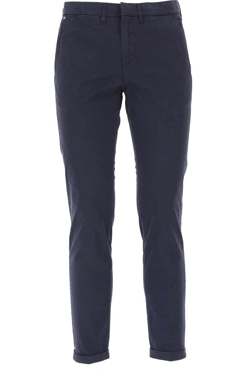 Fay Pants for Men On Sale in Outlet navy DK - GOOFASH - Mens TROUSERS