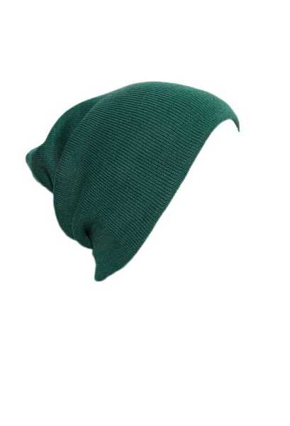 Fold-Over Knit Beanie at Forever 21