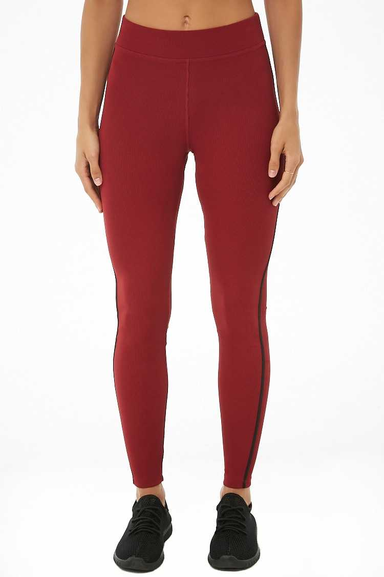 Forever 21 Active Ribbed Leggings