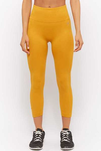 Forever 21 Active Seamless Capri Leggings