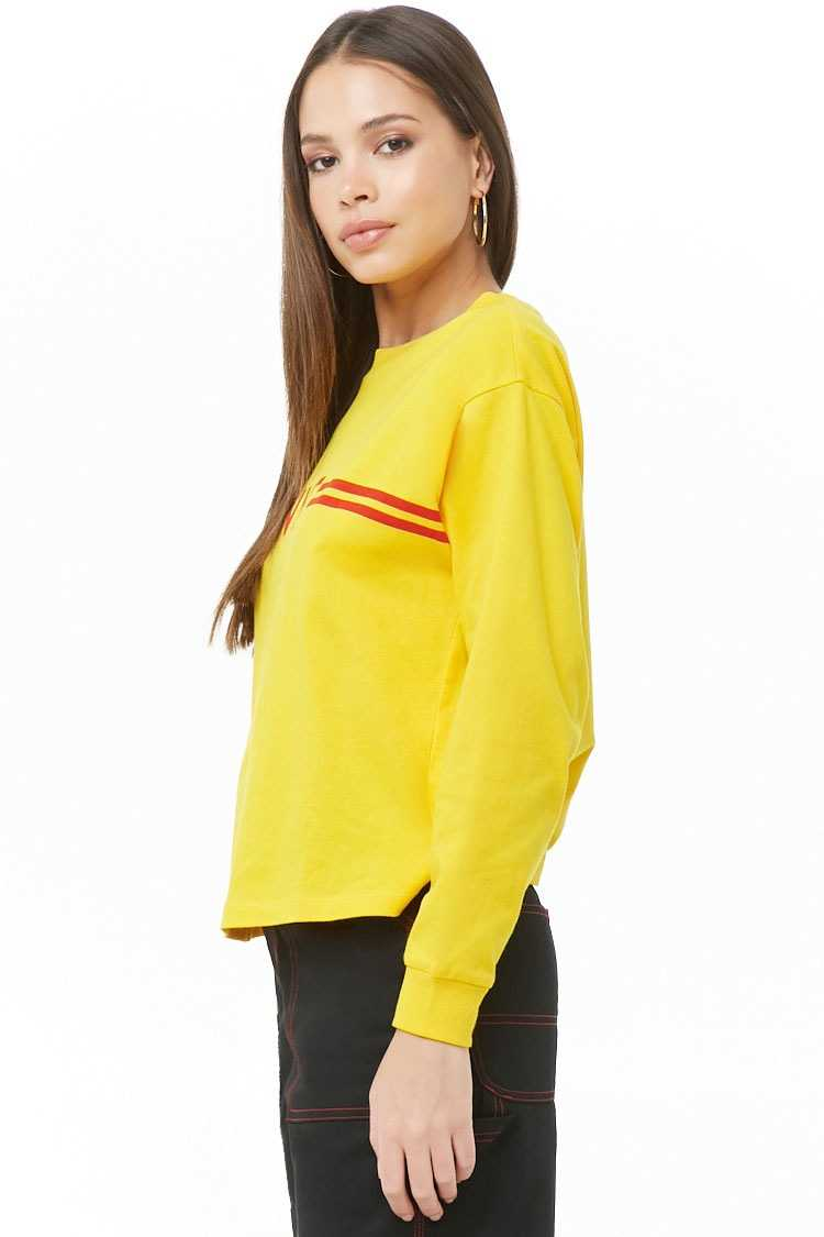 Forever 21 NYC Graphic Top