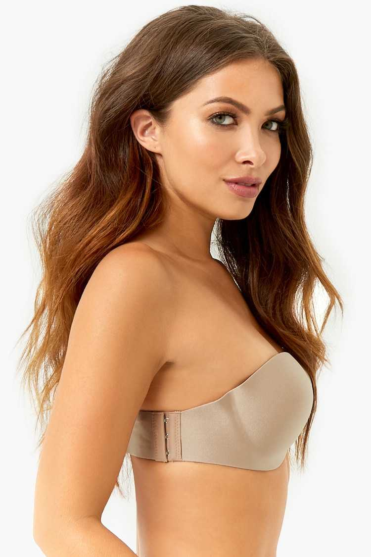 Forever 21 Self-Adhesive Strapless Push-Up Bra