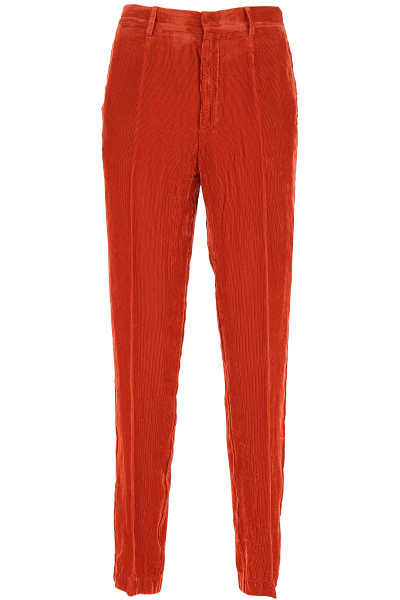Forte Forte Pants for Women Cameo DK - GOOFASH - Womens TROUSERS