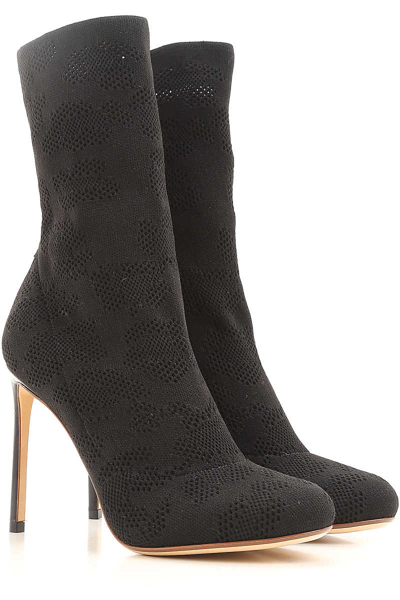 Francesco Russo Boots for Women Booties On Sale in Outlet DK - GOOFASH - Womens BOOTS