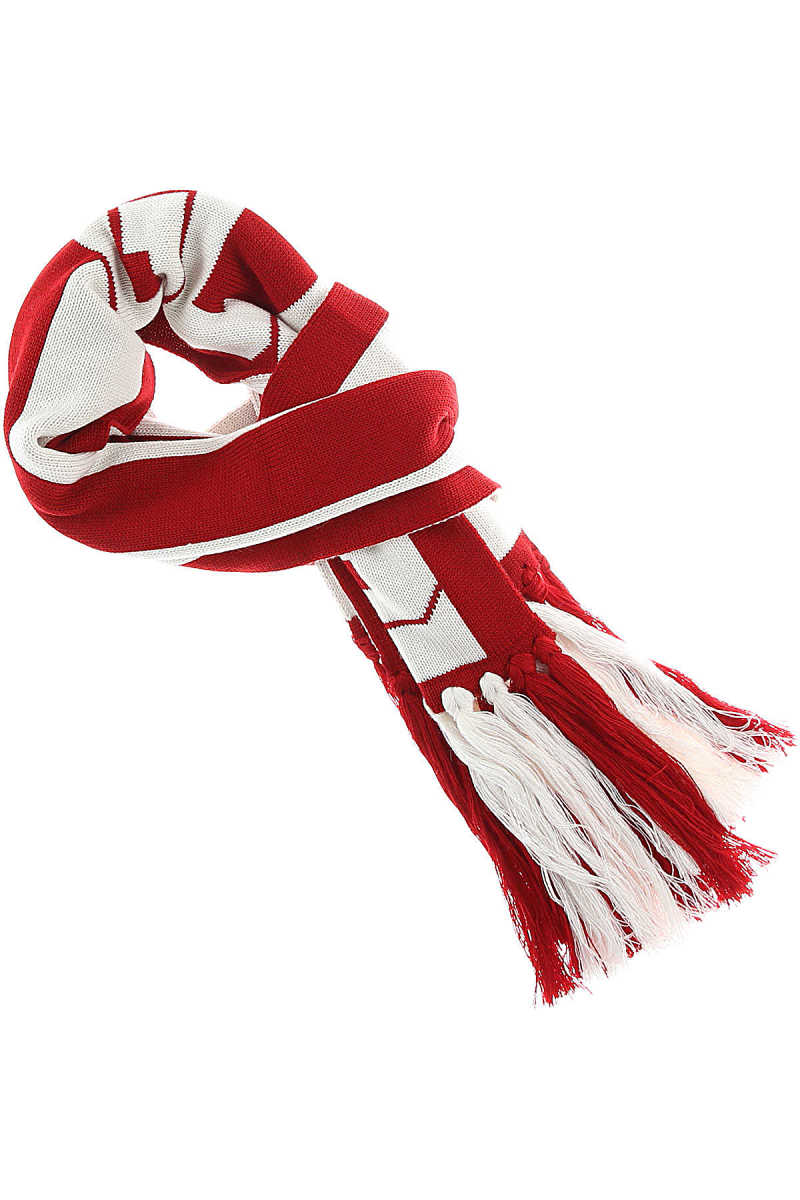 GCDS Scarf for Women On Sale in Outlet White DK - GOOFASH - Womens SCARFS