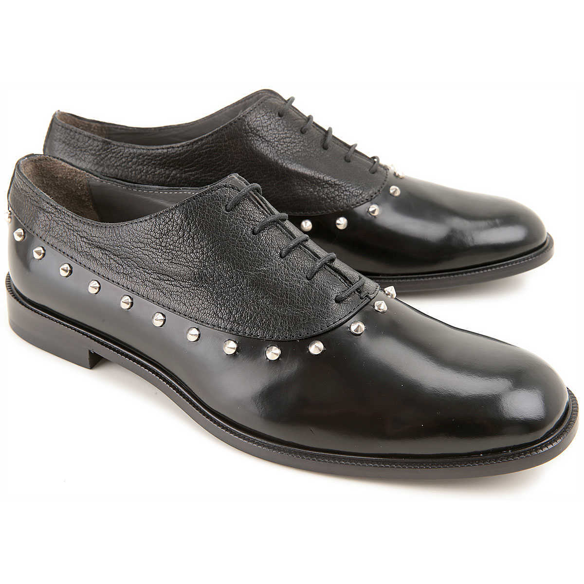 Giacomorelli Lace Up Shoes for Men Oxfords Derbies and Brogues On Sale DK - GOOFASH - Mens FORMAL SHOES