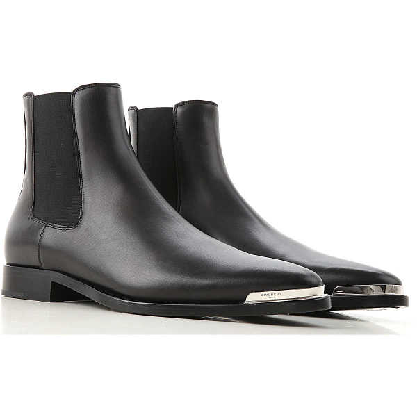 Givenchy Boots for Men Booties DK - GOOFASH - Mens BOOTS