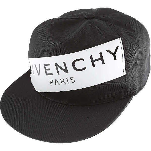 Givenchy Hat for Women On Sale Black DK - GOOFASH - Mens HATS