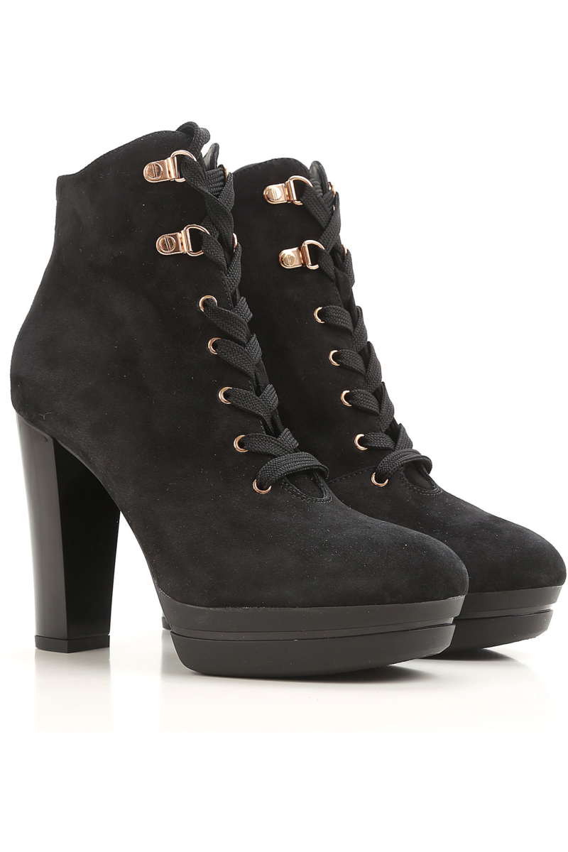 Hogan Boots for Women Booties On Sale in Outlet DK - GOOFASH - Womens BOOTS