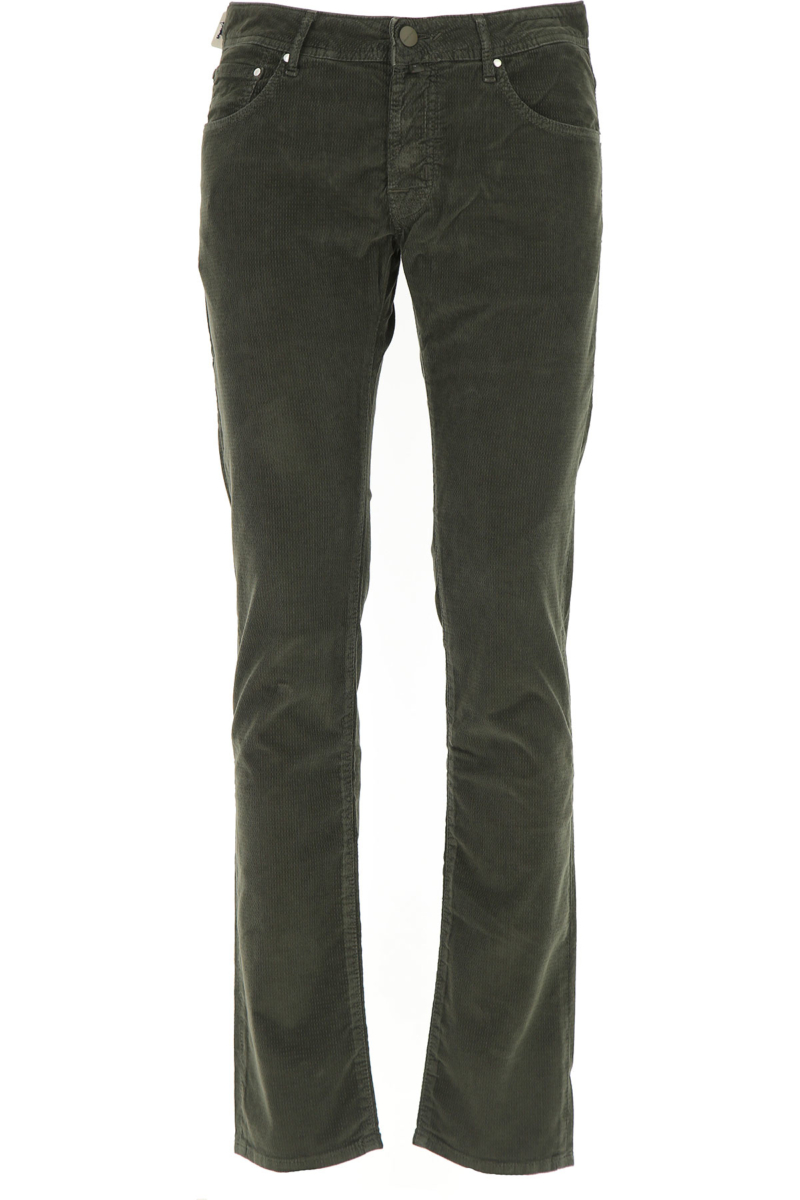 Jacob Cohen Jeans On Sale in Outlet Dark Forest Green DK - GOOFASH - Mens JEANS