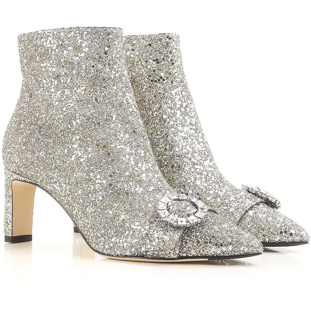 Jimmy Choo Boots for Women Booties On Sale in Outlet DK - GOOFASH - Womens BOOTS
